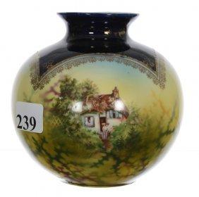 """3 3/4"""" Rsp Bulbous Vase"""