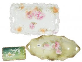 (3) R.s.prussia Trays
