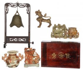 (6) Assorted Oriental Items