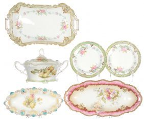 (6) Assorted Prussia And Germany Items