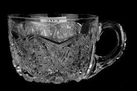 Punch Cup - Signed Egginton Arabian Ii Pattern