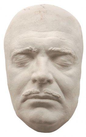 Clark Gable Plaster Lifecast