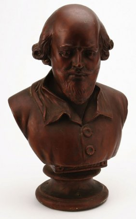 Batman Shakespeare Bust