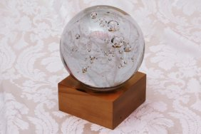 Decorative Crystal Ball