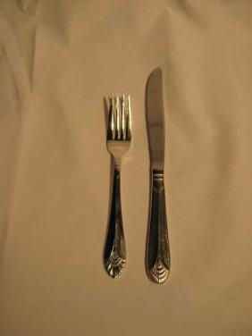 Dinner Forks And Knives