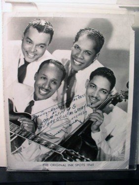 The Original Ink Spots, The Platters