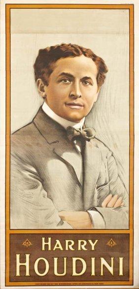 Harry Houdini, Portrait