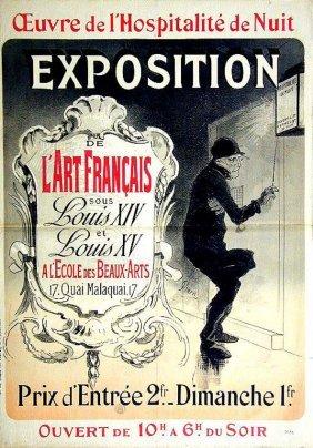 Exposition De L�Art Fran�ais Sous Louis XIV Et Loui