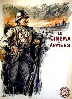 Le Cinema Aux Arm�es