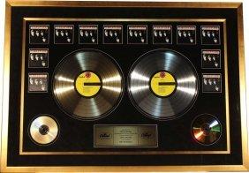 Beatles: Meet The Beatles (platinum Record)