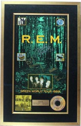 Rem: Green World Tour 1989 Promotion