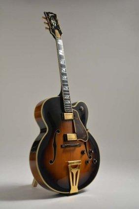 1980 Gibson Super 400 Ces (coo1) Sunburst, Robert