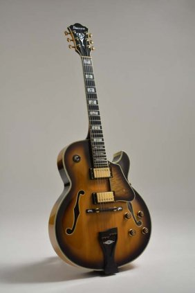 Ibanez George Benson Custom Shop, George Benson