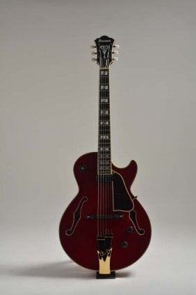Ibanez Gb10 Prototype, George Benson Collection