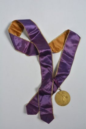 Spingarn Medal From Naacp