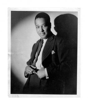 Portrait Of Young Duke