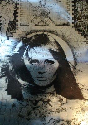 Jean Shrimpton The Face Of Swinging 60's London