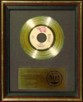 Grease Gold Disc Franki Valli Original