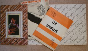 Led Zeppelin � Song Book And Show Book