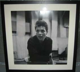 A Ld Edition Photographic Print Of Cliff Richard