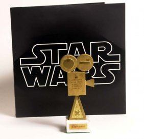 Star Wars 'Empire Strikes Back' In House Gold Award