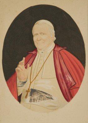 Anonymous Papa Pio X, Ca. 1900