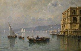 Nicolas De Corsi (Odessa 1882 - Napoli 1956) Napol