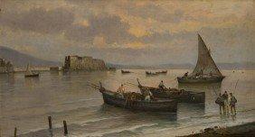 Radames Scoppa (attivo A Napoli Tra Il XIX E Il XX