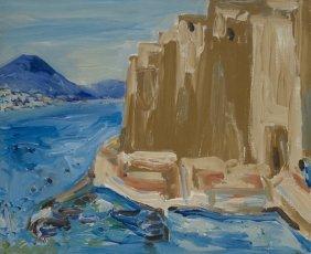 Carlo Levi (Torino, 1902 - Roma, 1975) Napoli, 196