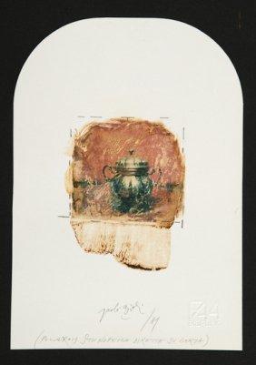 Paolo Gioli (b. 1942) Untitled, 1981
