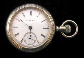 Elgin RW Sears Pocket Watch 1886 Serial # 2233258