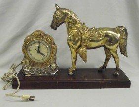 Vintage Western Clock