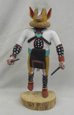 Hopi Chipmunk Kachina - Rudeford Poleahla