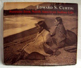 Hardback Book - Edward S Curtis Photos