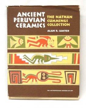 Ancient Peruvian Ceramics Hardback Reference Book