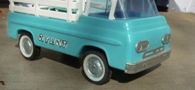 Nylint Stake Truck Repaint Very Good Cond