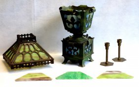 Grouping Of Lighting Related Decorative Articles