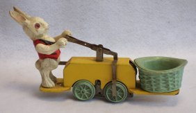 Lionel Peter Rabbit Chick Mobile - Composition Body And