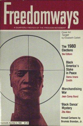 FREEDOMWAYS Magazine - Four Copies