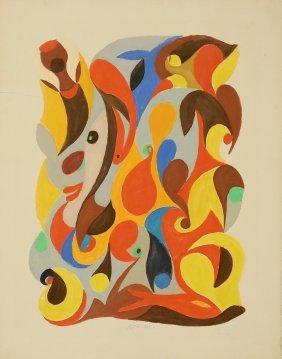 Sonia Delaunay French 1885-1979