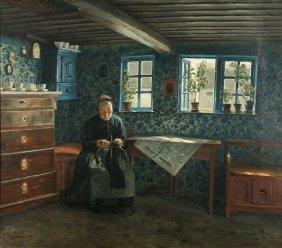 Soren Christensen Danish 1858-1937