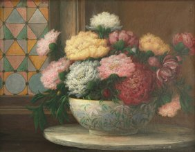 John White Allen Scott American 1815-1907