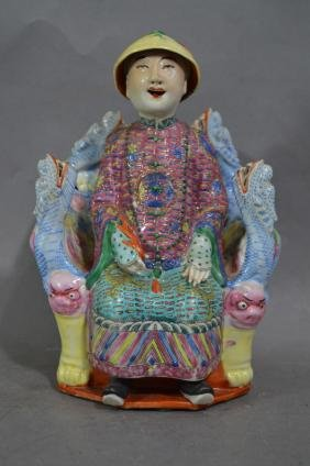 Lot  Asian,  Continental, And American Antiques