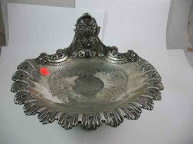 HALLMARKED STERLING SILVER MUSEUM-QUALITY BAS