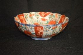 19th Cent Inari Bowl