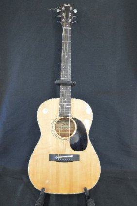 Fender Model F-15 Acoustic Guitar