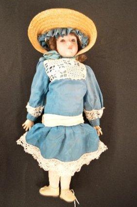"Antique 24"" Bru Doll"