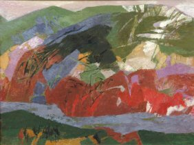 Ethel Magafan - River Through The Mountains