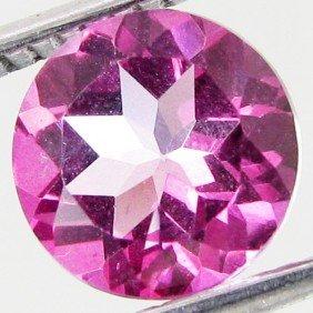 2.48ct Mystic Pink Round Topaz EST: $33 - $66 (GEM-