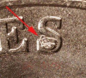 2005 Rare Bison Nickel S Cud Die Err Choice+ BU